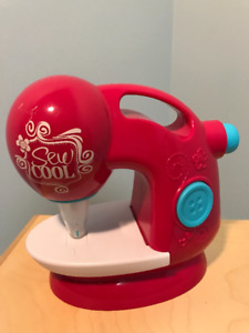 "Sewing machine ""SEW COOL"""