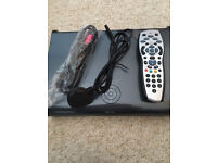 SKY 1 TB HD BOX AS NEW CONDITION