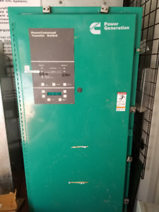 600A 600V 3-phase Automatic Transfer Switch (ATS)