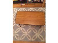 Super cheap Retro 1960's coffee table