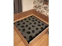 Dogs whelping box extra large