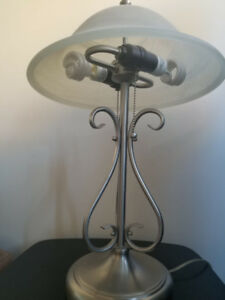 2 Matching Lamps, Heavy-weight, Great Quality, 35$ obo