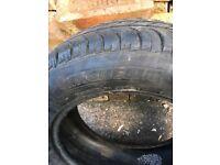 Tyre - Michelin 15 inch