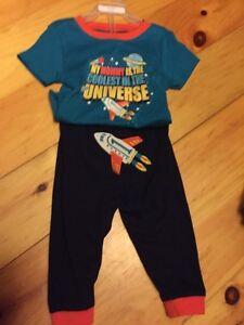 Baby boy Children's place pyjamas 9-12 months
