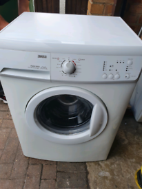 Zanussi washing machine 7kg load