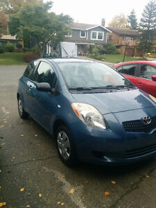 2007 Toyota Yaris CE Coupe (2 door)
