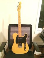 American Fender Telecaster Guitar For Sale