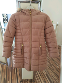 Next winter jacket, age 5-6, very good condition
