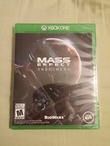 Mass Effect Andromeda - Xbox One (Neuf/New)