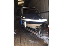 Bayliner Capri 2003 open bow boat