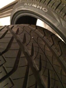 Two 215/35R18 All Season Tires - Excellent Condition
