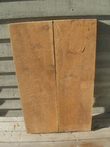 OLD DRIED 3/4 in. PINE BOARDS for CRAFTS