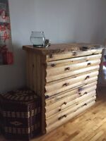Pine Dresser - Handcrafted in NB