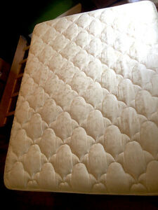 Double Pillowtop Mattress and Boxspring