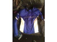 Dainese motorbike jacket size m