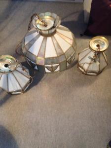3 Lampes Tiffany