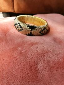 Mixed bangels and bracelets