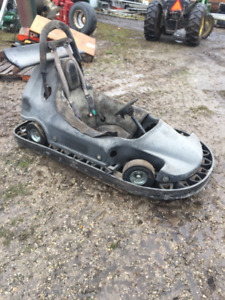GO CART ONLY $1000
