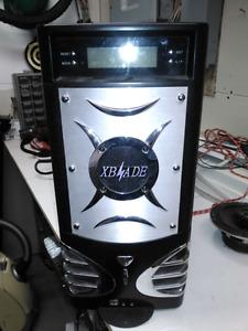 Case d'ordinateur avec power supply