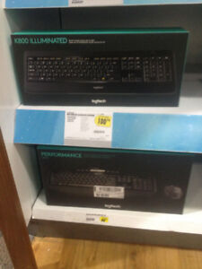 Logitech K800 2.4GHz Wireless keyboard
