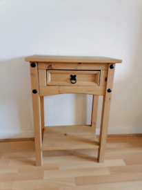 Table with drawer, telephone table