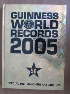Guinness World Records 2005 Special 50th Anniversary Edition