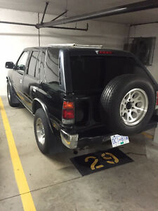GOOD CONDITION 1995 Isuzu Rodeo LE SUV, Crossover