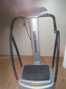 T-Zone stand on Vibrator