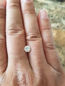 Gorgeous 1.08ct natural diamond make an offer!!!