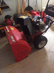 Yard Machines Snowblower, just serviced, moving sale!