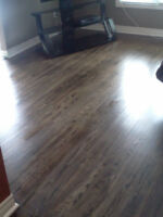 Experienced Hardwood Floor Refinishers/Installers
