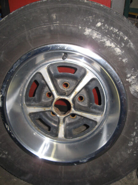 Magnum 500 Wheels >> classic mopar dodge plymouth magnum 500 road wheels/ rims ...