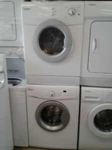 """24"""" WHIRLPOOL FRONT LOAD DRYER/WASHER"""