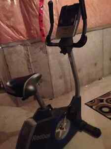 Reebok stationary exercise bike