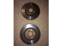 Ford Mondeo ST220 brake disks (used)