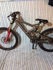 Scott ransom 30 dh bike top of the line