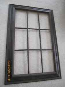 Window picture frame 30 x 45 inches