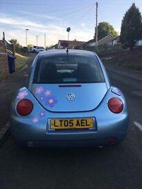 Volkswagen Beetle. Auto. Lovely car!