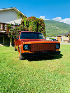 1973 chevrolet shortbox