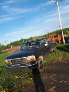 Ford F-350 XLT 1993 2800$ NEGO!