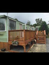 6 Berth Static Caravan For Sale On Akebar Park