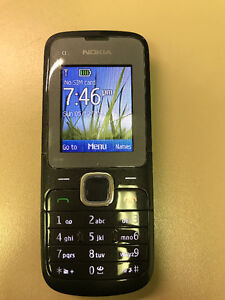 Unlocked MINT Nokia RM-608 Mobile Phone Black No charger!!!