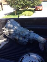 Mustang C4 automatic transmission.