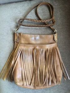 Roots Hippie Tribe leather purse London Ontario image 1