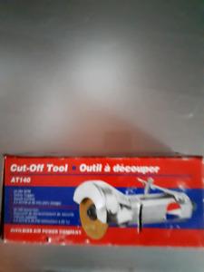 Outils à découper pneumatique