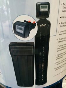 Water Softener with installation for only $1050 this month only.