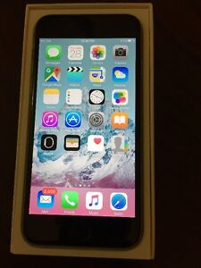 New Condition iPhone 6, 16 GB, Space Grey, Factory Unlocked
