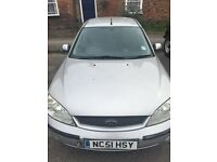 Ford Mondeo 51 Plate Suspected Cluth Gone £250 ono 11 months MOT