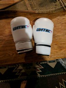 Gants de kickboxing pour femme