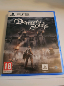 Ps5 demon souls